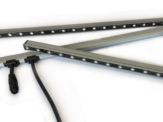 IMAGIC WEAVE rails de LED