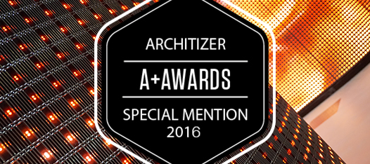 Architizer A+ Awards 2016