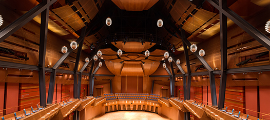 MRU - Bella Concert Hall